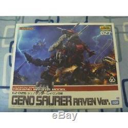 Zoids Geno Saurer Raven Plastic model kit HMM KOTOBUKIYA Unassembled product EMS